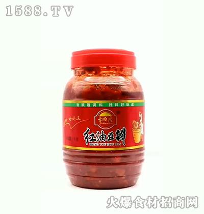 吉顺隆红油豆瓣1kg