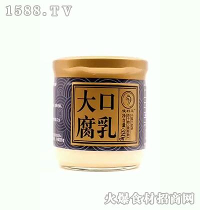 俊利王大口腐乳330g-蓝瓶