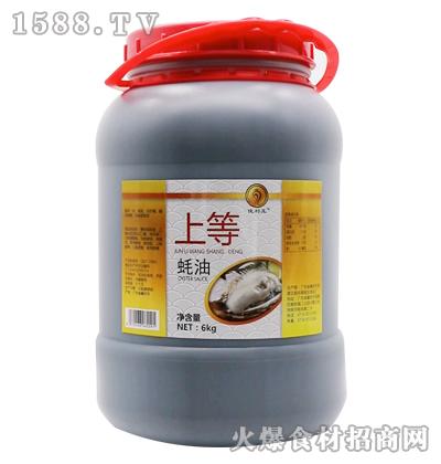 上等蚝油6kg-俊利王