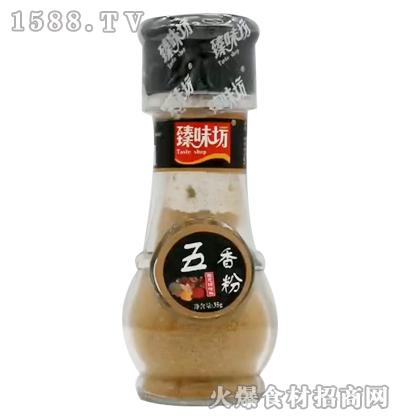 五香粉35g-臻味坊