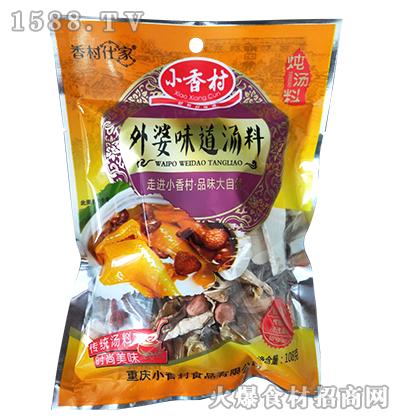 小香村香村仕家外婆味道汤料108g