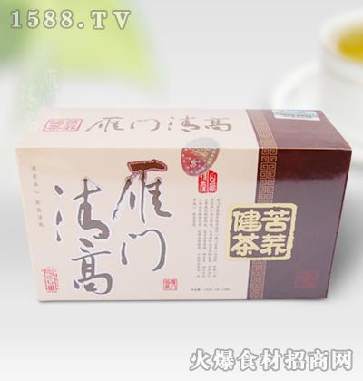 雁门清高苦荞健茶136g