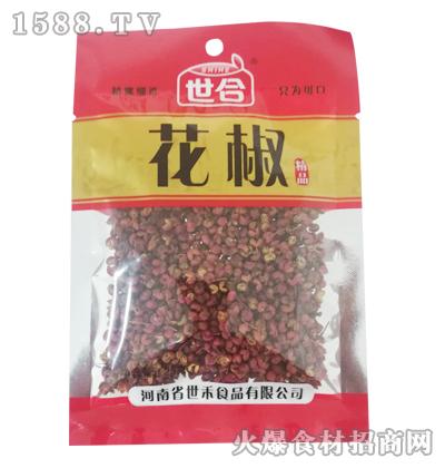 世合精品花椒25克