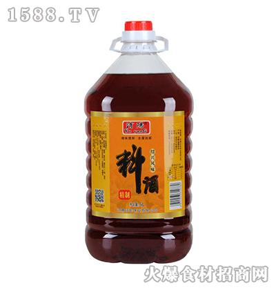�U阳4度料酒5L