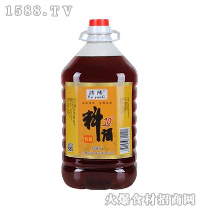 �U阳10度料酒5L