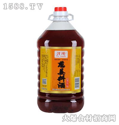 �U阳葱姜料酒5L