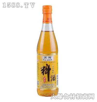 �U阳4度料酒550ml(半标)