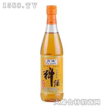 �U阳4度料酒550ml(通标)