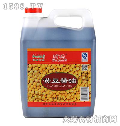 �U阳黄豆酱汁2.5L