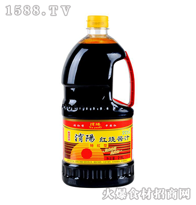 �U阳红烧酱汁2.5L