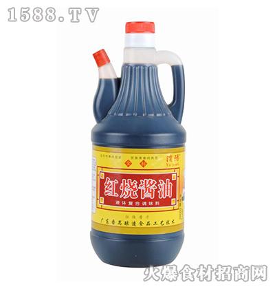 �U阳红烧酱油800ml
