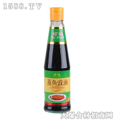�U阳蒸鱼豉油450ml