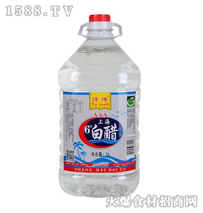 �U阳6度白醋5L