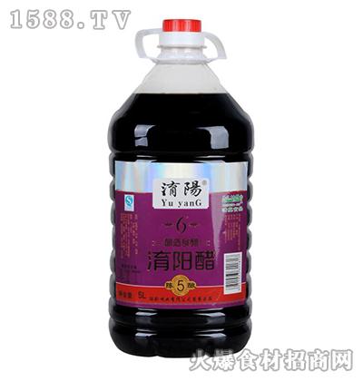 �U阳6度醋5L