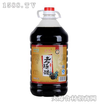 �U阳老陈醋5L