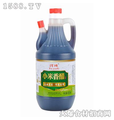 �U阳小米香醋800ml(旧商标)