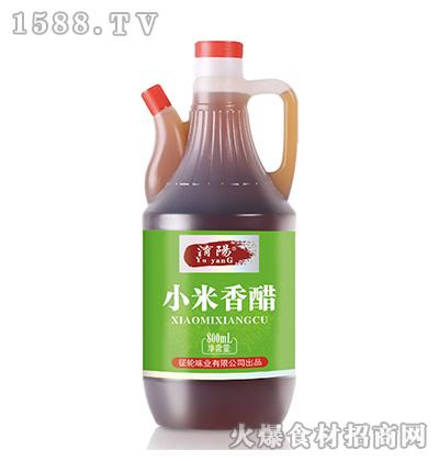 �U阳小米香醋800ml