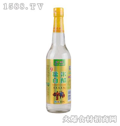 �U阳9度糯米白醋620ml
