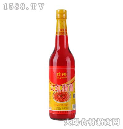 �U阳大红浙醋620ml