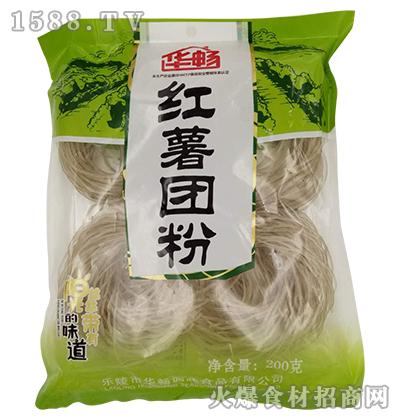 华畅红薯团粉200g