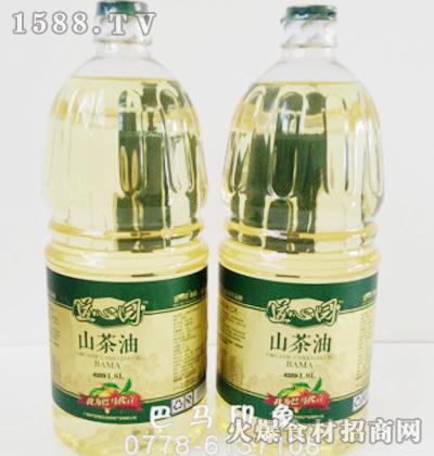 道心园山茶油1.8L