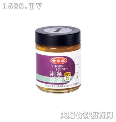 黄帝颂荆条蜂蜜500克