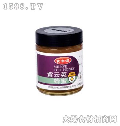 黄帝颂紫云英蜂蜜500克