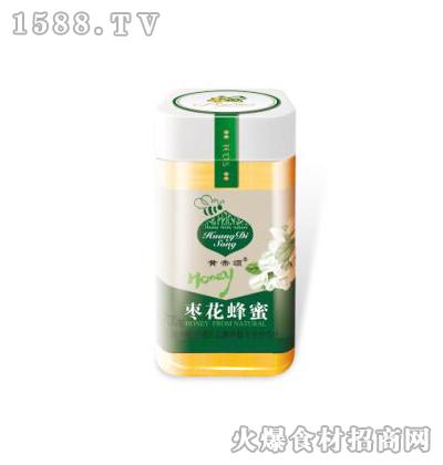 黄帝颂枣花蜂蜜700克