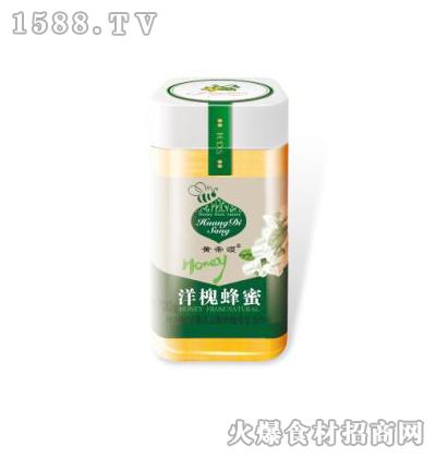 黄帝颂洋槐蜂蜜700克