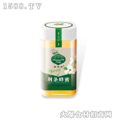 黄帝颂荆条蜂蜜700克