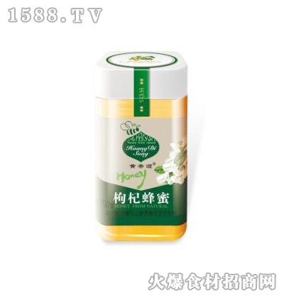 黄帝颂枸杞蜂蜜700克