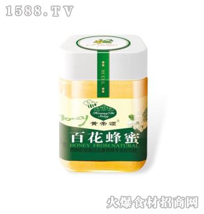 黄帝颂百花蜂蜜350克