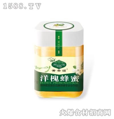 黄帝颂洋槐蜂蜜350克