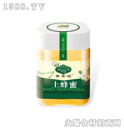 黄帝颂土蜂蜜350克
