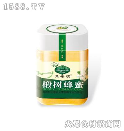黄帝颂椴树蜂蜜350克