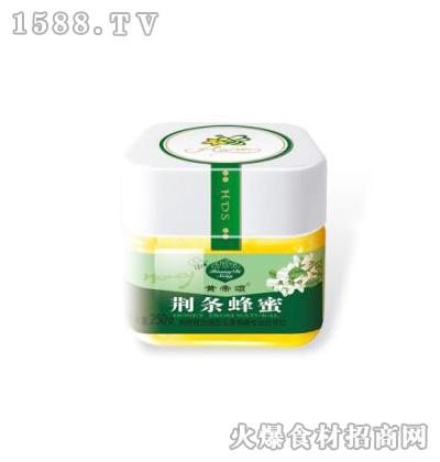 黄帝颂荆条蜂蜜250克