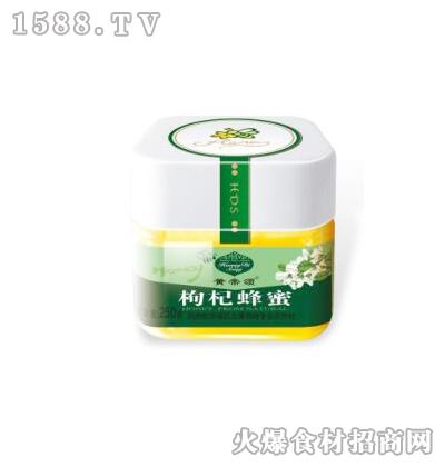 黄帝颂枸杞蜂蜜250克