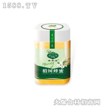 黄帝颂椴树蜂蜜塑料瓶500克