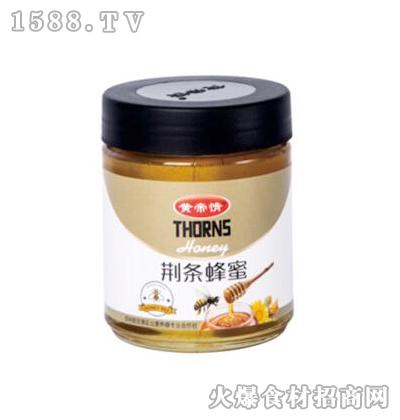 黄帝情荆条蜂蜜500g