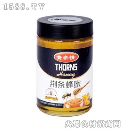 黄帝情荆条蜂蜜1000g
