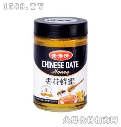 黄帝情枣花蜂蜜1000g