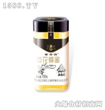 黄帝情枣花蜂蜜700克