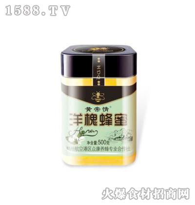 黄帝情洋槐蜂蜜500克