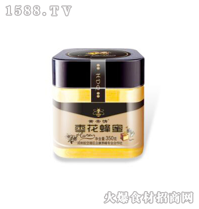 黄帝情枣花蜂蜜350克