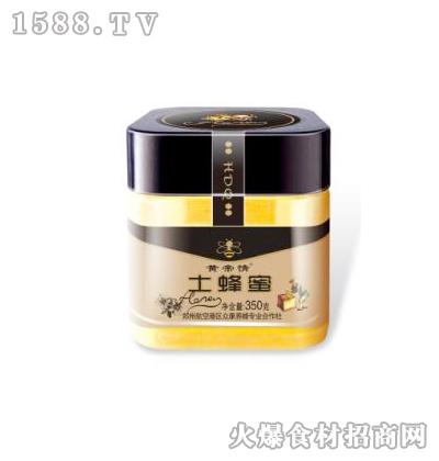 黄帝情土蜂蜜350克