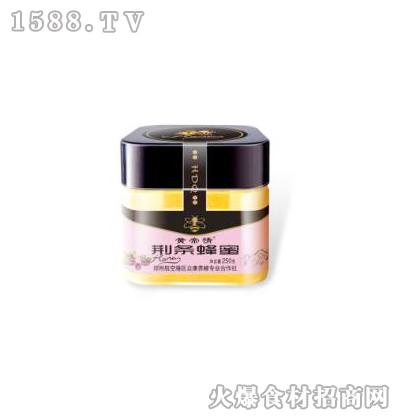 黄帝情荆条蜂蜜250克