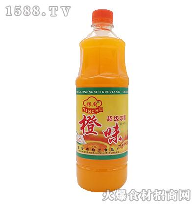 银厨-橙味超级浓缩调味料800ml