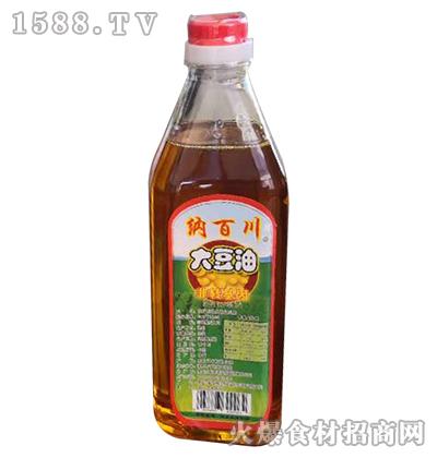 纳百川大豆油