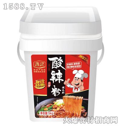 富足酸辣粉调味料5kg