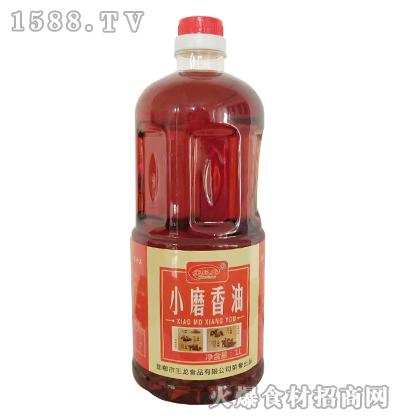 王纪龙小磨香油1L